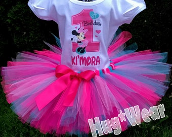 fddd4a3756e 1st Birthday Mouse Outfit or (any age) Girl Mouse 1st birthday outfit,  Mouse party, Girl Mouse outfit