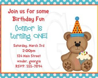 build a bear invite etsy