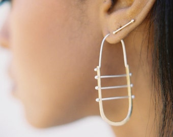 Harp Earrings