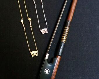 Petit Virtuoso Necklace