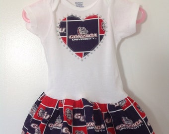 Gonzaga Inspired Infant Dress