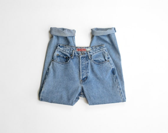 mountain blue denim | vintage mom jeans