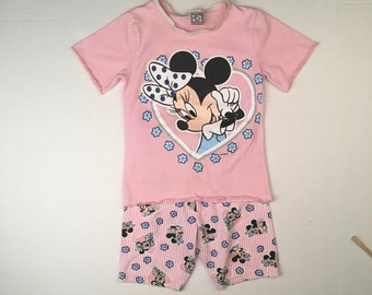 d6203fb1c Vintage girl pajamas