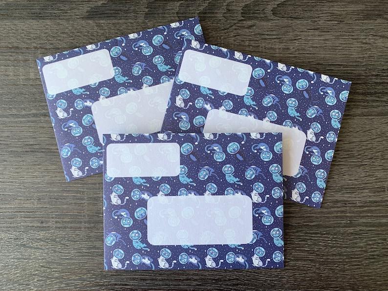 Envelope Pack Astrocat