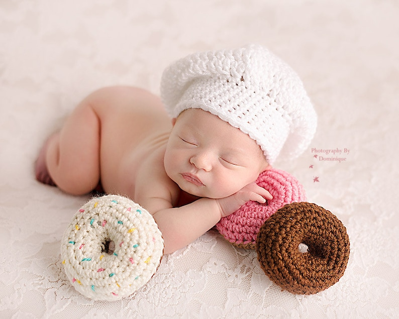 73a2715820b6c Gender Neutral Newborn Photo Outfit Baby Girl Crochet