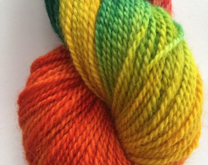 Crazy Fall Alpaca Merino Yarn