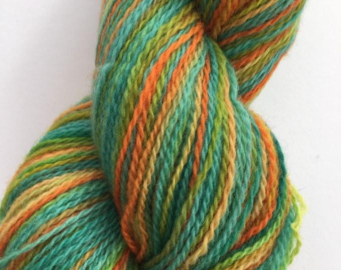 Tropical Fingering Wool Yarn