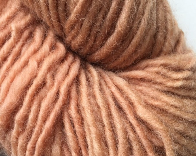 Brazilwood Naturally Dyed Lopi