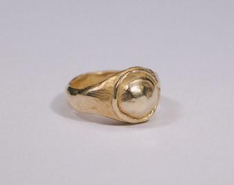 Mini Dome Ring