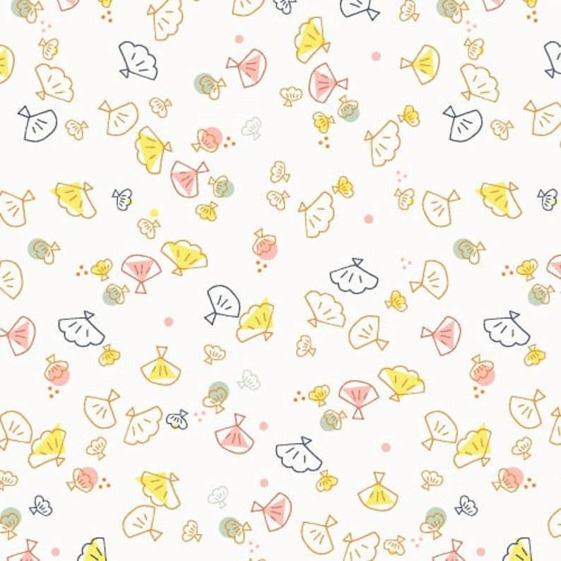 /'Under the sea/' cats /& dogs from Dashwood studio 100/% cotton fabric