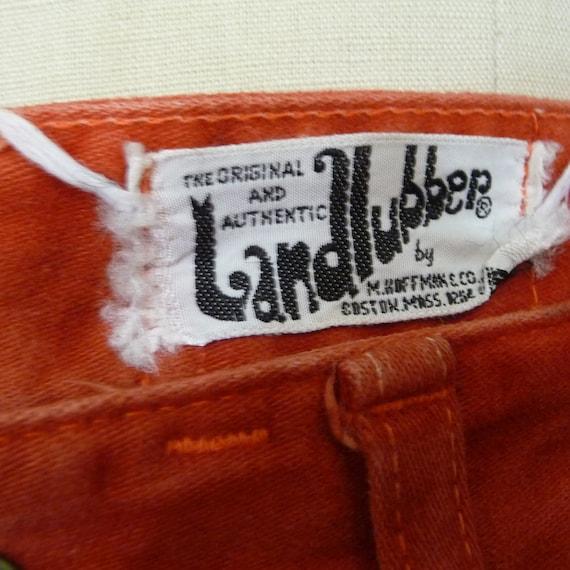 Vintage 1970s Ladies Landlubber Jeans Embellished… - image 3