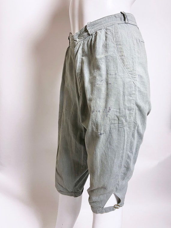 1920s Blue Knickers - image 3