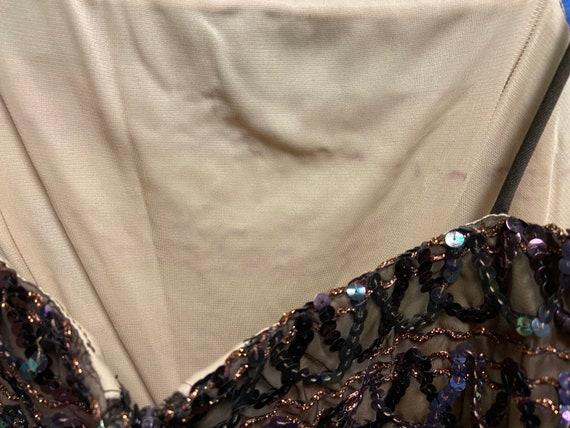 1970s Lilli Diamond Sequin Jumpsuit - image 10