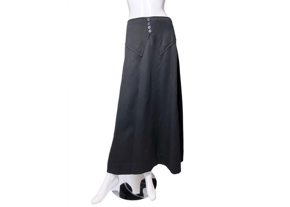 Edwardian Walking Skirt As is