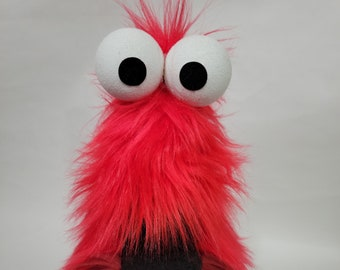 A Flat-Footed Frizzle by All Hands Productions (TWO-TONE RED)
