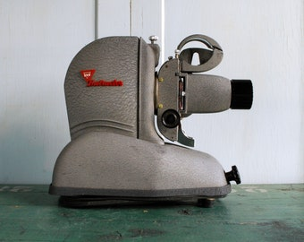 SVE Instructor 500 Slide and Filmstrip Projector with Case