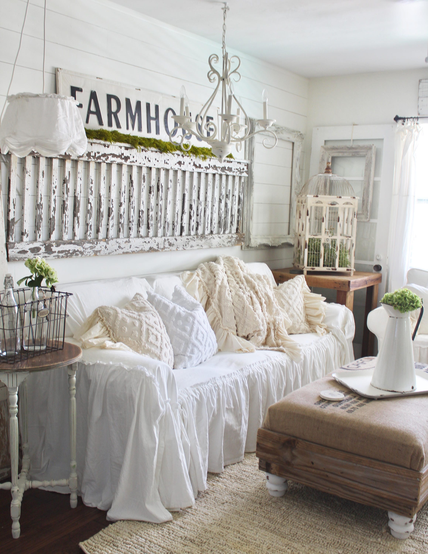 slipcover ruffled slipcover sofa cover sofa scarf slip etsy. Black Bedroom Furniture Sets. Home Design Ideas
