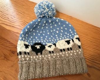 Cute Sheep Hat f827b0a7fa9f