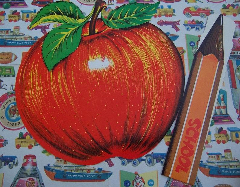 school days beistle decorations