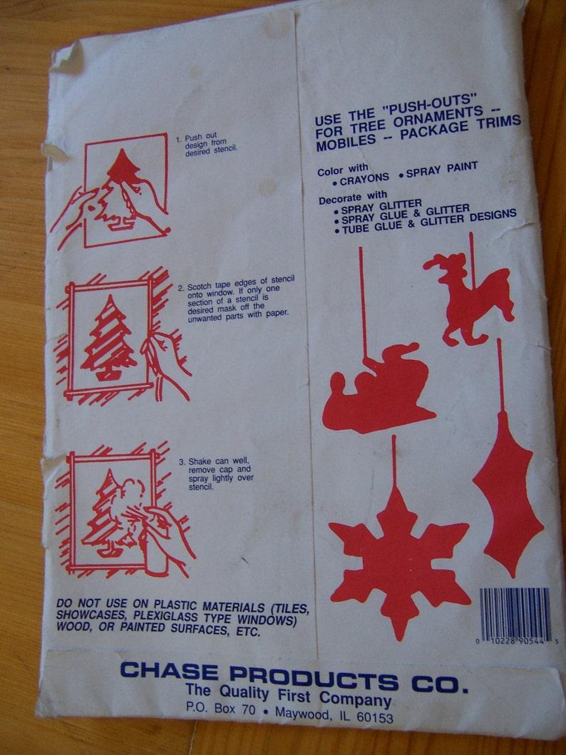 stencils  christmas stencil kit