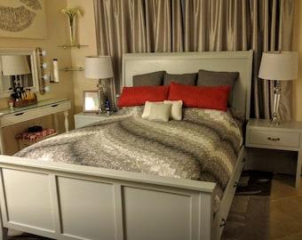Sleight Queen Storage Bed