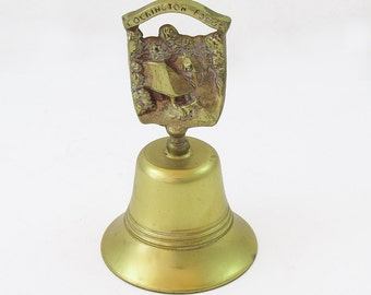 Cockington Forged Brass Bell