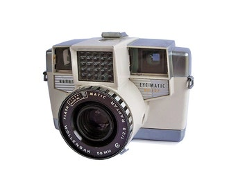 Mid Century Revere Eye-Matic EE 127 Camera
