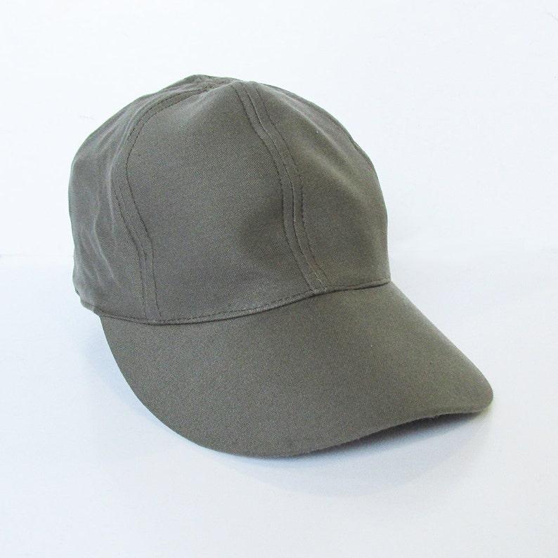 7c5b6033 Vintage Dutch Army Field Cap Baseball Style Hat Military | Etsy