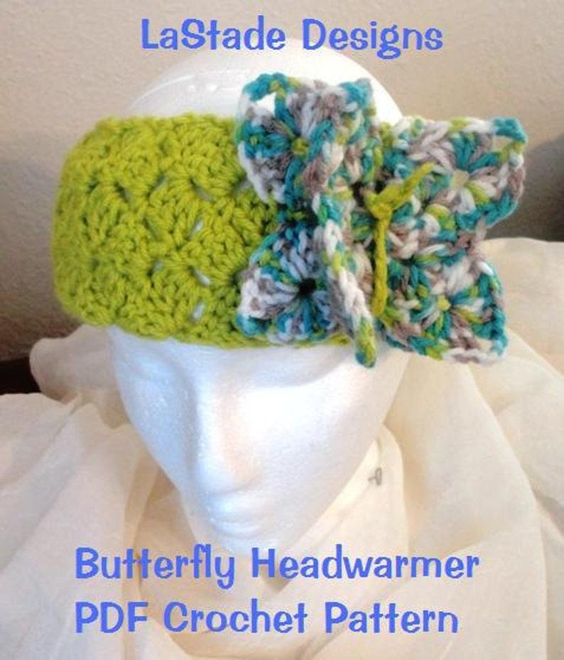 How to Crochet a Headband or Earwarmer
