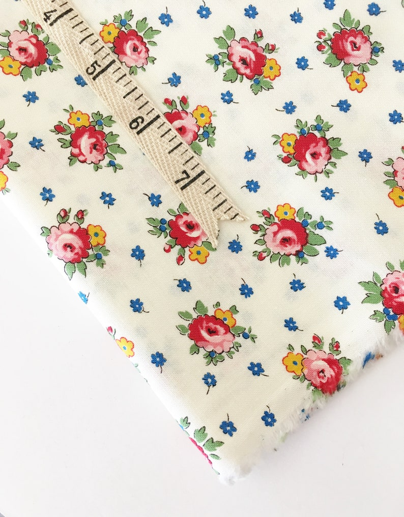 Sweet Harmony Fabric by American Jane and Moda  Apron Flower image 0