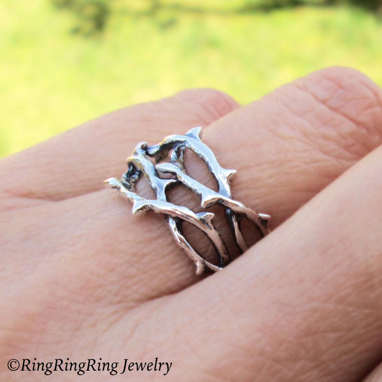 to wear - Ring tree jewelry video