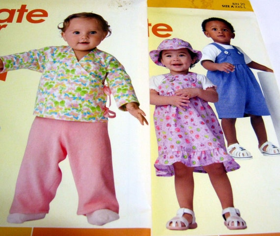 Simplicity Patterns-It\'s Sew Easy Baby | Etsy