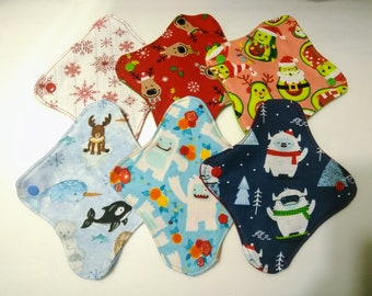 Everyday Washable Xmas Liners You Pick Liners