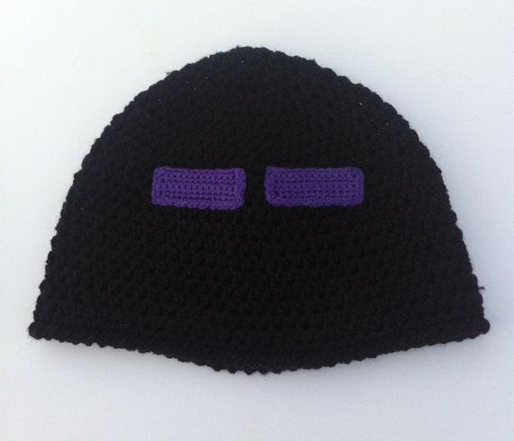 Enderman Hat Minecraft
