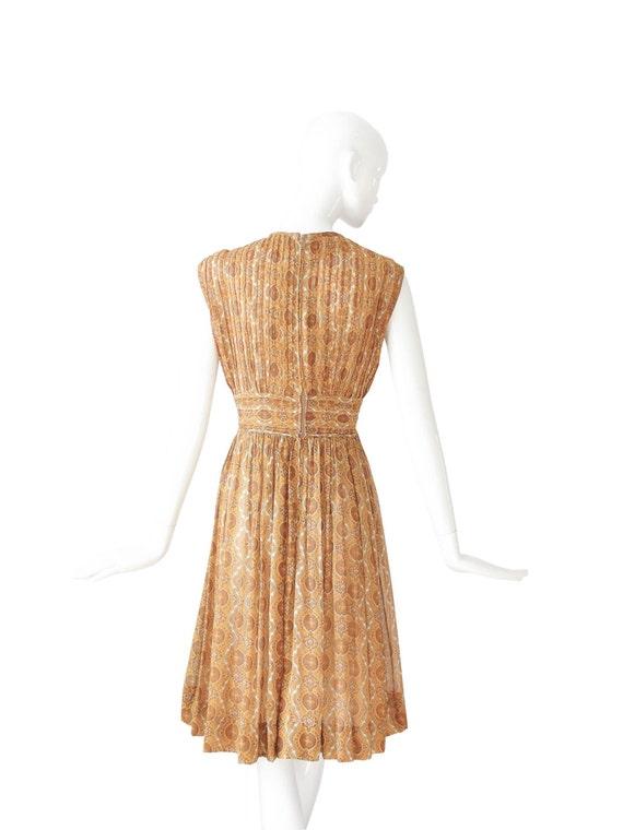 1950s Dress | Vintage 50s Day Dress | Marigold Pi… - image 5