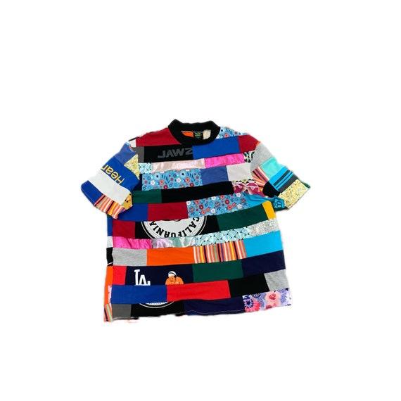 Upcycled Tshirt Size Large