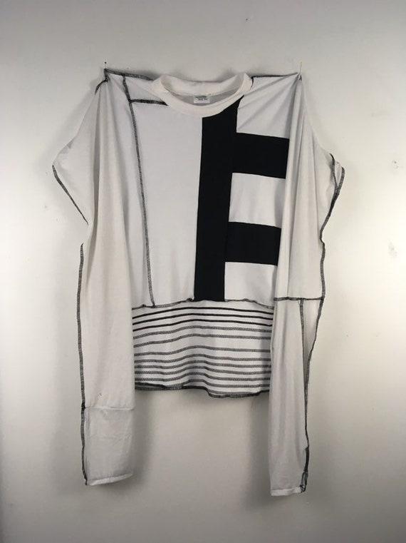 Urban Disciple By Ghoul Boy Scrapwork Zero waste Longsleeve top Editorial 4/5