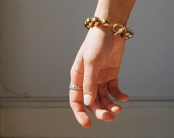 Sienna Bracelet - Gold *ready-to-ship