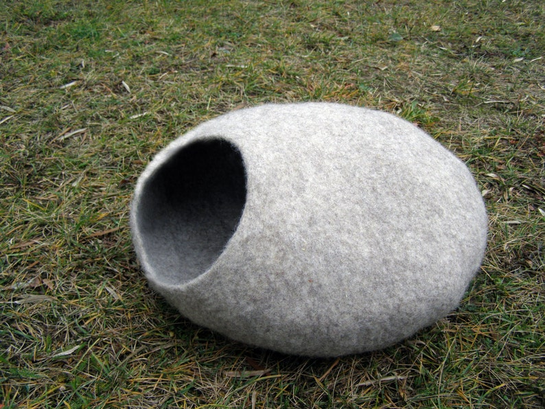 Cat cave  cat bed cat house  natural GIFT