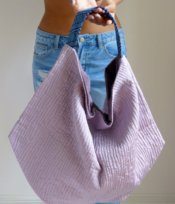 ,lavender hobo purse, big purple handbags vegan big vegan handbag lavender slouchy hobo style bag