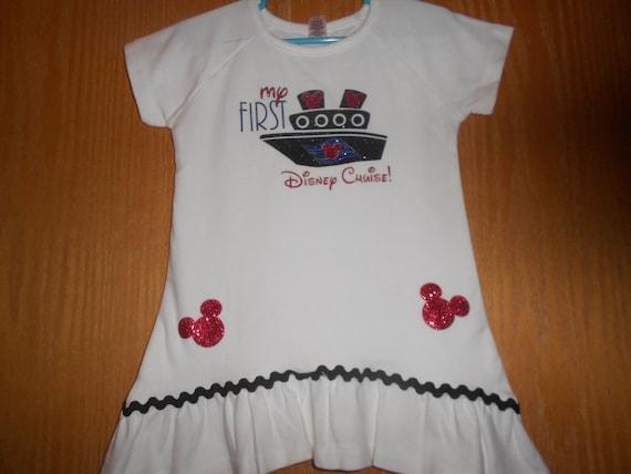 First Disney Cruise  TShirt