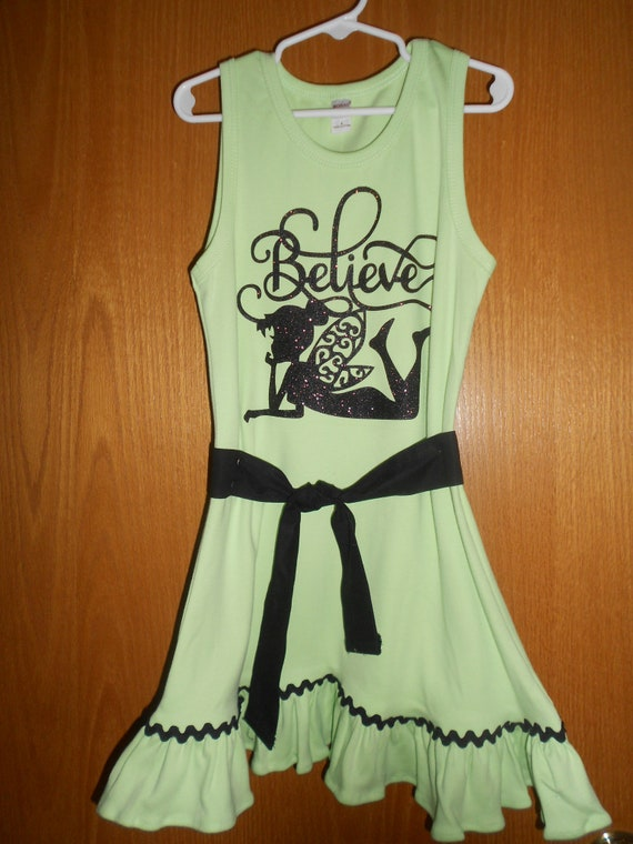 Believe Dress with Sash