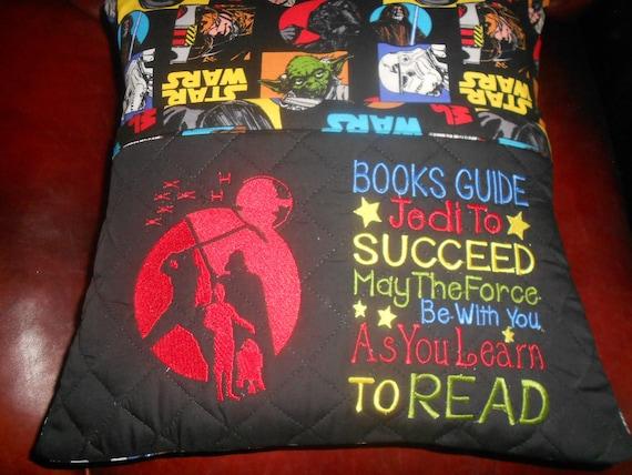 Star Wars  Reading Pillow