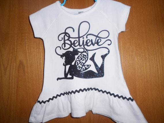 Believe Tinker Belle t Shirt