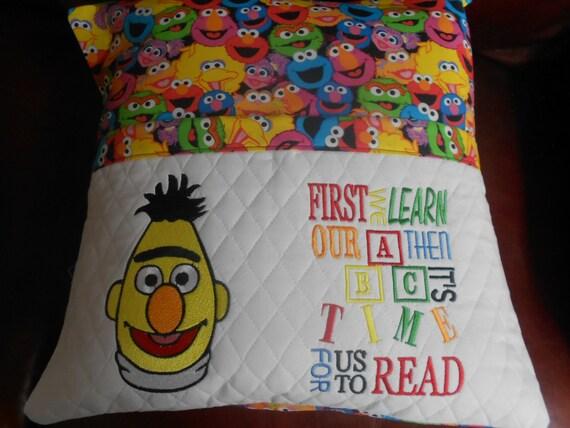 Ernie Reading Pillow