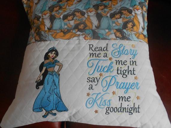 Jasmine Reading Pillow