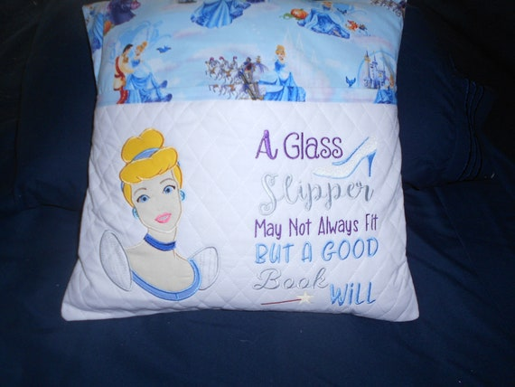 Cinderella Reading Pillow