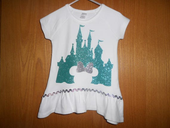 Disney Castle   t Shirt
