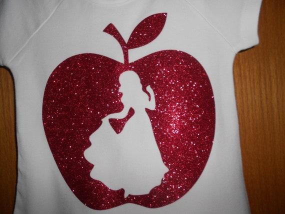 Snow White in Apple Transfer
