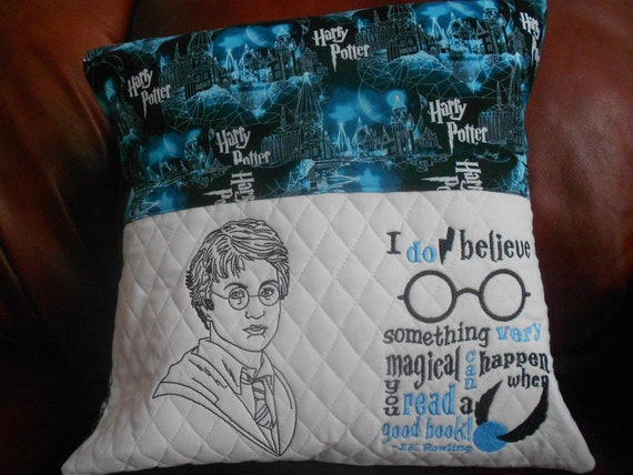 Harry Potter Reading Pillow